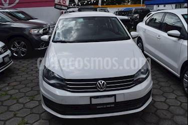 Foto venta Auto Seminuevo Volkswagen Vento Startline Aut (2016) color Blanco Candy precio $145,001