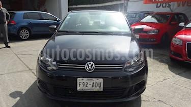 Foto venta Auto Seminuevo Volkswagen Vento Startline (2015) color Negro Profundo precio $140,001