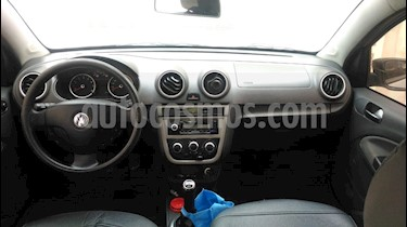 Foto venta Auto Usado Volkswagen Voyage 1.6 Comfortline Full (2009) color Gris Cuarzo precio $153.000