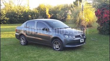 Foto venta Auto usado Volkswagen Voyage 1.6 Comfortline Full (2013) color Gris Cuarzo precio $185.000