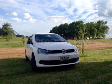 Foto venta Auto Usado Volkswagen Voyage 1.6 Comfortline Plus (2013) color Blanco Cristal precio $177.000