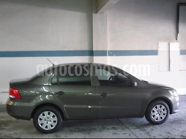 Foto venta Auto Usado Volkswagen Voyage 1.6 Comfortline Plus (2010) color Marron Oliva precio $195.900