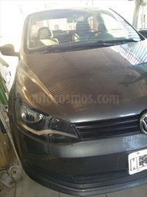 Foto venta Auto usado Volkswagen Voyage 1.6 Comfortline (2013) color Gris Spectrus precio $160.000