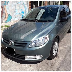 Foto venta Auto usado Volkswagen Voyage 1.6 Comfortline (2009) color Verde Agua precio $185.000