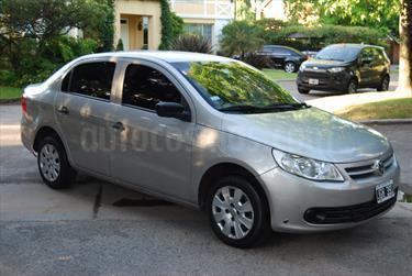 Foto venta Auto Usado Volkswagen Voyage 1.6 Comfortline (2010) color Gris precio $140.000