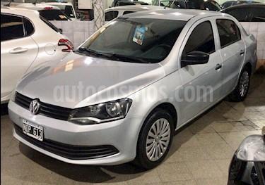 Foto venta Auto Usado Volkswagen Voyage 1.6 Comfortline (2014) color Gris Cuarzo precio $240.000