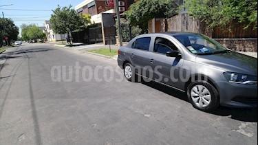Foto venta Auto usado Volkswagen Voyage 1.6 Comfortline (2013) color Gris Spectrus precio $225.000