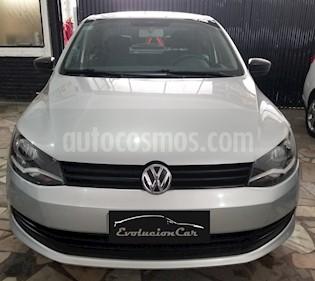 Foto venta Auto Usado Volkswagen Voyage 1.6 Trendline (L15) (2015) color Gris precio $257.000