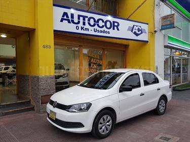 Foto venta Auto Usado Volkswagen Voyage 1.6 Trendline (2015) color Blanco precio $220.000