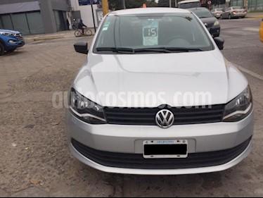 Foto venta Auto usado Volkswagen Voyage 1.6 Trendline (2015) color Gris Claro precio $295.000
