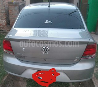 Foto venta Auto usado Volkswagen Voyage 1.6 Trendline (2012) color Gris Cuarzo precio $185.000