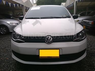 Volkswagen Voyage Comfort usado (2016) color Blanco precio $37.000.000