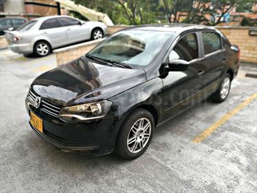 Foto venta Carro Usado Volkswagen Voyage Comfort (2013) color Negro precio $25.500.000