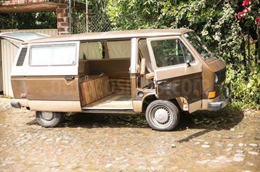 Foto venta Auto Seminuevo Volkswagen VW Van 1.8L Base (1982) color Cafe precio $110,000