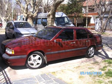 Foto venta Auto Usado Volvo 850 GLT (1994) color Bordo precio $100.000