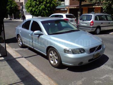 Foto venta Auto Seminuevo Volvo S60 2.0L T Aut (2002) color Azul Cielo precio $57,000