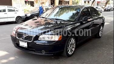Foto venta Auto Seminuevo Volvo S60 2.4L T5 (2008) color Azul Metalizado precio $109,000