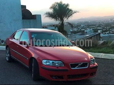 Foto venta Auto usado Volvo S60 2.5L R  (2004) color Rojo Pasion precio $85,000