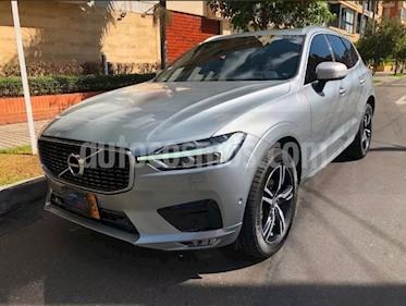 Foto venta Carro Usado Volvo XC60 T5  (2018) color Plata precio $167.000.000