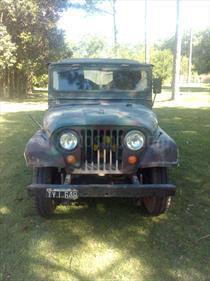foto Willys Jeep 4x4 CJ2