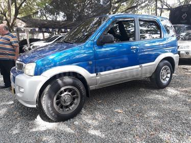 Foto venta Carro usado Zotye nomada 1.3 4x2  (2008) color Azul precio $18.500.000