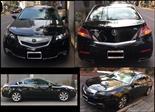 Foto venta Auto Seminuevo Acura TL 3.5L (2013) color Negro precio $240,000
