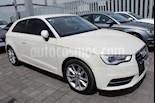 Foto venta Auto Seminuevo Audi A3 1.8L Attraction Aut (2015) color Blanco precio $295,000