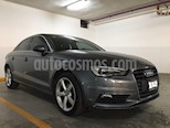 Foto venta Auto Seminuevo Audi A3 1.8L Attraction Plus Aut (2016) color Gris Monolito precio $330,000