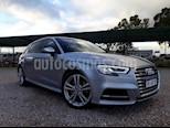 Foto venta Auto usado Audi A3 S3 2.0 T FSI S-tronic Quattro 2016/17 (2017) color Gris Acero precio u$s60.000