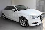 Foto venta Auto Seminuevo Audi A3 Sedan 1.8L Ambiente Aut (2016) color Blanco precio $355,000