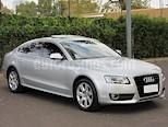 Foto venta Auto usado Audi A5 Sportback 3.2 FSI Quattro S-tronic (2011) color Gris precio $739.000