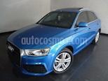Foto venta Auto Usado Audi Q3 S Line (180 hp) (2016) color Azul precio $370,000