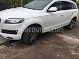 Foto venta Auto usado Audi Q7 3.0L TDI Land of Quattro (245Hp) (2015) color Blanco precio $700,000
