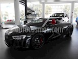 Foto venta Auto Seminuevo Audi R8 Spyder 5.2 FSI 540 hp (2017) color Negro precio $2,790,000