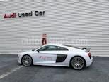 Foto venta Auto Seminuevo Audi R8 V10 Coupe Plus S-Tronic (2017) color Blanco precio $2,950,000