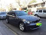 Foto venta Auto usado BMW Serie 1 120i 5P (2009) color Gris Oscuro precio $515.000