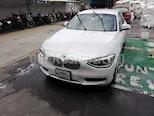 Foto venta Auto usado BMW Serie 1 3P 118i (2013) color Blanco Mineral precio $190,000