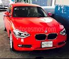 Foto venta Auto usado BMW Serie 1 5P 118iA (2012) color Rojo precio $210,000