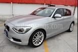 Foto venta Auto Seminuevo BMW Serie 1 5P 118iA (2013) color Plata Hielo