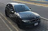 Foto venta Auto usado BMW Serie 1 5P 120i (2008) color Negro Zafiro precio $140,000