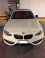 Foto venta Auto usado BMW Serie 2 220iA Sport Line Aut (2015) color Blanco Alpine precio $355,000