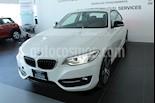 Foto venta Auto Seminuevo BMW Serie 2 220iA Sport Line Aut (2017) color Blanco precio $514,000