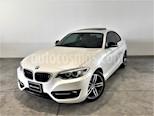 Foto venta Auto Seminuevo BMW Serie 2 220iA Sport Line Aut (2017) color Blanco Mineral precio $465,000