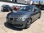 Foto venta Auto Seminuevo BMW Serie 2 220iA Sport Line Aut (2017) color Gris Mineral precio $455,000
