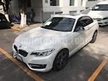 Foto venta Auto Seminuevo BMW Serie 2 220iA Sport Line Aut (2017) color Blanco precio $436,900