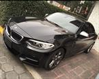 Foto venta Auto usado BMW Serie 2 M235iA M Sport Aut (2015) color Negro Zafiro precio $494,000
