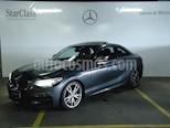 Foto venta Auto Seminuevo BMW Serie 2 M235iA M Sport Aut (2015) color Gris precio $499,000