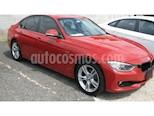 Foto venta Auto Seminuevo BMW Serie 3 320iA (2015) color Rojo precio $285,000