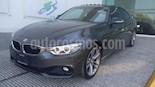 Foto venta Auto Usado BMW Serie 4 428iA Coupe Sport Line Aut (2015) color Gris Mineral precio $435,000