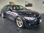Foto venta Auto Seminuevo BMW Serie 4 430iA Gran Coupe Sport Line Aut (2017) color Azul Medianoche precio $495,000
